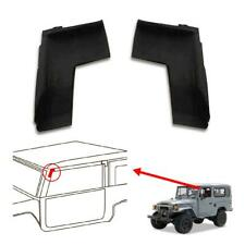 FRONT /& REAR KIT Toyota FJ Cruiser 07-14 Door Belt Molding Weatherstrip
