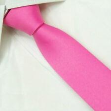 Navy blue 100/% Silk Man/'s Wedding Party Groom Solid Skinny Slim Tie Necktie SK18