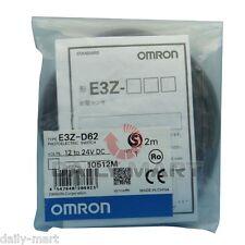 gcq New OMRON E3Z-D62 90-Day Warranty