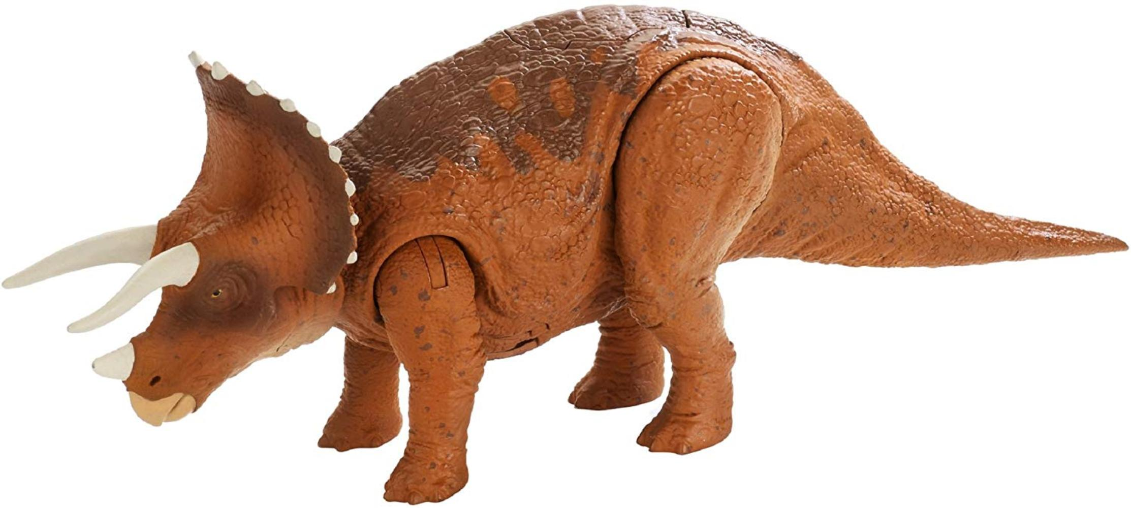 Jurassic World Roarivores Triceratops NIP