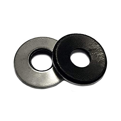 "10 Pack Zinc Plated Bonded Seal to Suit /½/"" Thread Diameter or /¼/"" BSP Bolt Fastener Washer 90 Shore A Nitrile Rubber Mild Steel"