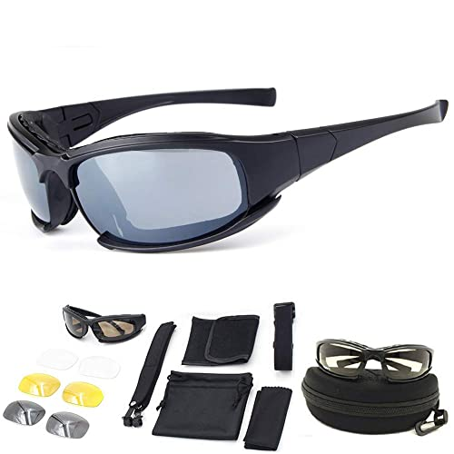 Fit for Driving Cycling Risk Reducing Anti-Glare UV400 Protection Safety Day Night Driving Glasses Night Vision Lens Bota Driving Glasses for Men Women Polarized Motorcycle Clear Vision Glasses
