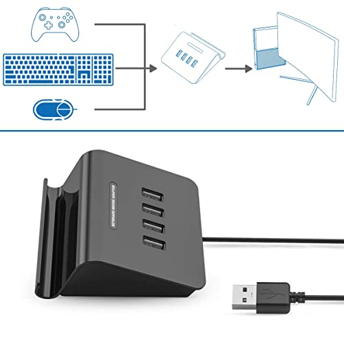 Buy IFYOO KMAX1 Keyboard and Mouse Adapter Converter for ... on