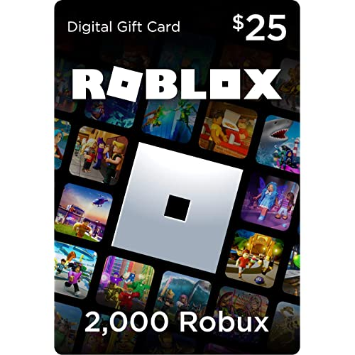 Buy Roblox Gift Card 2000 Robux Includes Exclusive Virtual Item