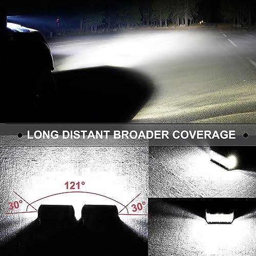 Pro Braking PBF4158-CAR-GOL Front Braided Brake Line