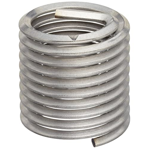M10 X 1.25 X 1.5D Thread Repair Insert 10pcs Stainless Steel PowerCoil