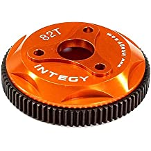 Integy RC Model Hop-ups C23869BLUE Brushless Conversion Kit for Mugen MBX6 w// Pinion Gear