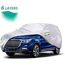 OxGord Executive Storm-Proof Truck Cover 100 Water-Proof 7 Layers Ready-Fit Semi Glove Fit