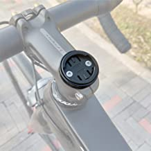 Dymoece Bicycle Stem Top Cap Computer Mount Adapter for Wahoo Elemnt,Elemnt Bolt,Elemnt Mini