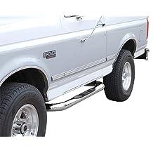 Excl. 2019 1500 LD /& 2020 Diesel Models MaxMate Premium 3 Black Bull Bar Bumper Brush Guard with Skid Plate Fits 2019-2020 Chevrolet Silverado 1500