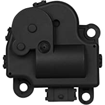 Lincoln Aviator /& Navigator 2003-2005 Ford Explorer 2002-2010 Rear Auxiliary AC Actuator LCWRGS 604-213 HVAC Blend Door Actuator for Ford Expedition 2002-2017