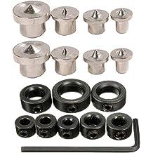 1//4 W BICB 100 Pack Dowel Pins 1-1//4 L