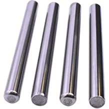 10-Pack Serval Products 5//16 X 2-Inch Steel Dowel Pin Hardened Made in USA