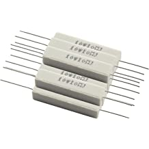 Pack of 10 E-Projects 10EP5121K00 1k Ohm Resistors 1//2 W 5/%