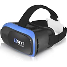VR Goggles for Movies,Video ACEE DEAL VR Headset Black/&Blue or Android Phones within 4.7-6.2 inches Eye Protected VR Glasses Compatible for smartphones Soft /& Adjustable Virtual Reality Headset