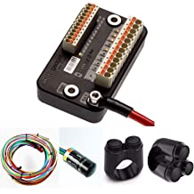 Motogadget MG4000345 M-Switch Mini Push Button Housing 7//8 inch