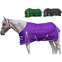 Derby Originals 80-8074-PR-75 Windstorm Series 420D Mediumweight 200g Polyfil Horse Stable Blanket