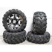 Kenda K299 Bearclaw Tubeless ATV Replacement Tire 24 x 11.00-10 6PR TL Model Number 2410-6BC-I