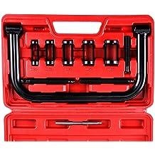 OEMTOOLS 24429 Valve Spring Compressor for Ford 3-Valve Engines