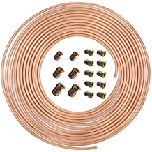 """8 ft of Each 3//16 /"""" and 1//4 /"""" Gravel Guard Brake Line Protector"""