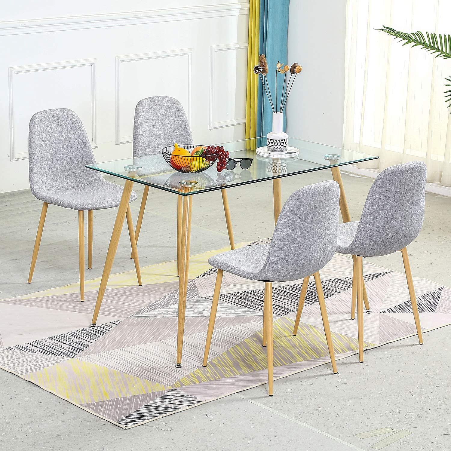 Stylifing Dining Table Set Modern, Contemporary Dining Room Sets