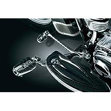 Kuryakyn 8004 Motorcycle Footpegs Chrome Standard ISO Shift Peg for Harley-Davidson Motorcycles Pack of 1