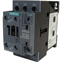 NEW SIEMENS 3RT1036-1AK60 SIRIUS CONTACTOR 50 AMP 3 POLE 120 VAC COIL NIB