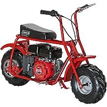 Big Headlight! X-PRO Supersized 196CC Youth Mini Bike Gas Powered Mini Trail Bike Scooter Mini Motorcyle for Kids,19 Wide Fat Balanced Tires